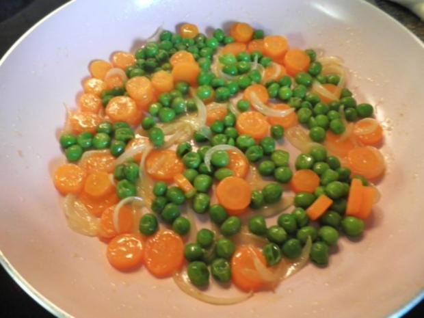 Ebly - Hähnchen - Gemüse - Pfanne ... - Rezept - Bild Nr. 6