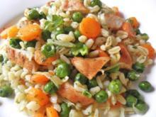 Ebly - Hähnchen - Gemüse - Pfanne ... - Rezept