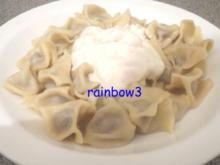 Kochen: Manti = türkische Ravioli - Rezept