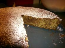 LOW CARB- Mandeltorte - Rezept