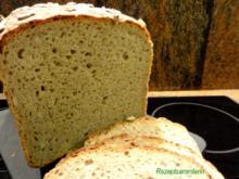Brot:   SONNENBLUMEN - MISCHBROT - Rezept