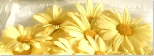 """""""Wurst-Blume""""  auf  Cheddar-Käse-Sandwich - Rezept - Bild Nr. 5"""
