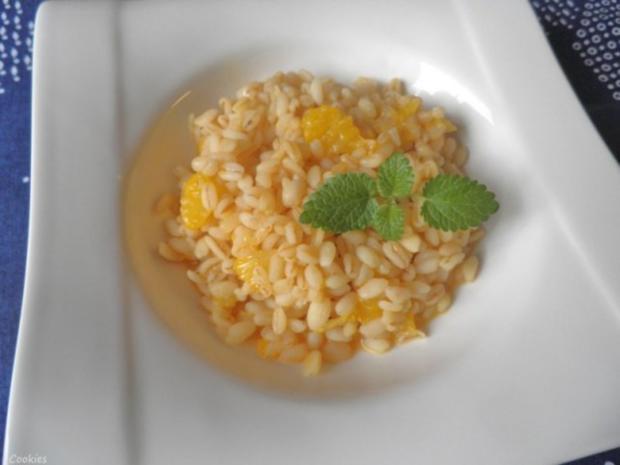 Orangen - Ebly ... - Rezept - Bild Nr. 2
