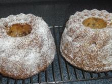 Mini - Rosinenkuchen - Rezept