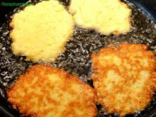Kartoffel:   REIBEPFANNKUCHEN - Rezept