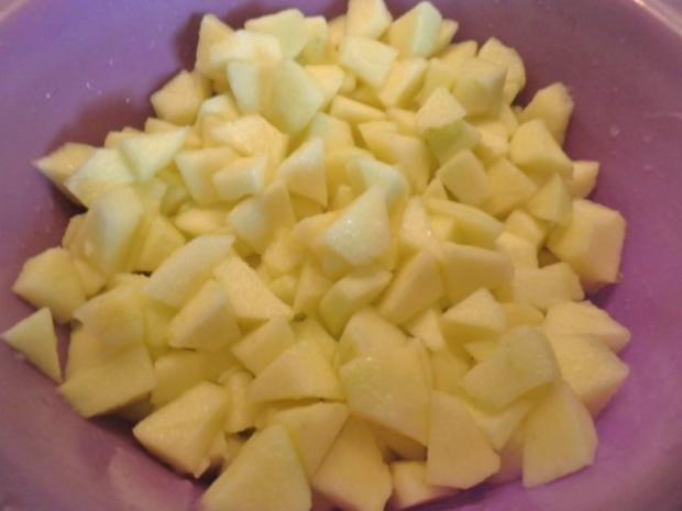 Apfel - Tarte ... - Rezept - Bild Nr. 9