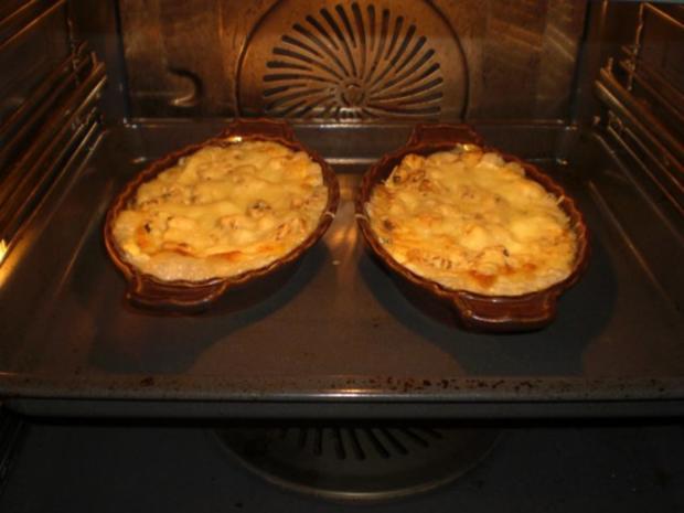 Champignon-Lasagne   für 2 Personen - Rezept - Bild Nr. 14