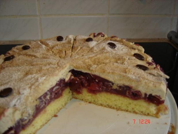 Kirsch-Cappucino-Torte - Rezept - Bild Nr. 2