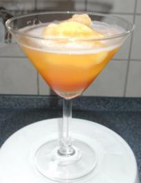 Clementinensorbet - Rezept