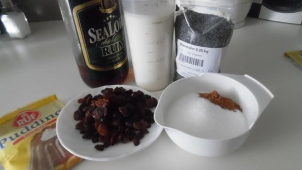 Mohn-Schnecken-Kuchen - Rezept - Bild Nr. 8