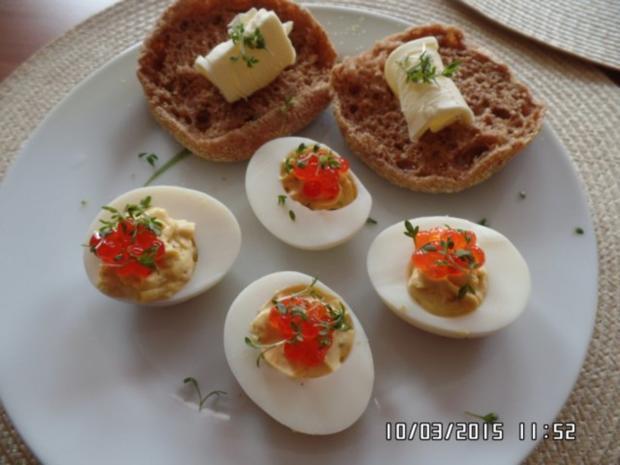Russische Eier - Rezept