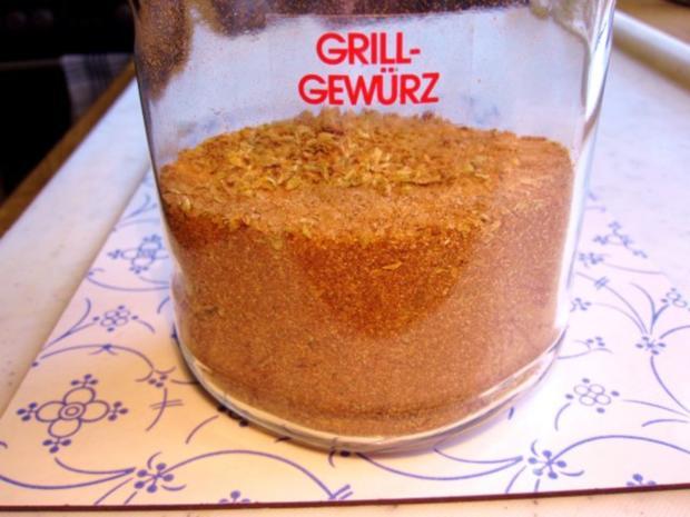 Gewürze: Mischung für Fleisch ... - Rezept - Bild Nr. 4