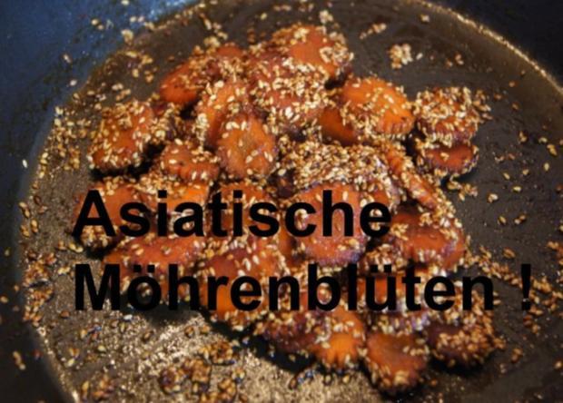 Bolognese à la Papa mit Sellerie-Kartoffelstampf und asiatischen Möhrenblüten - Rezept - Bild Nr. 3