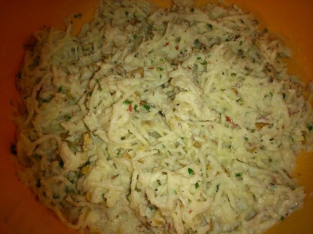 Sellerie-Waldorfsalat-Light - Rezept