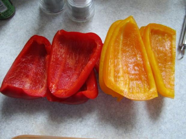 Paprika-Suppe mit Hackbällchen - Rezept - Bild Nr. 6