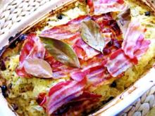 Ofen-Eintopf mit Sauerkraut - Rezept