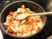 Schnelles Curry à la Niptiya - Rezept