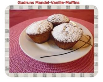 Muffins: Mandel-Vanille-Muffins - Rezept