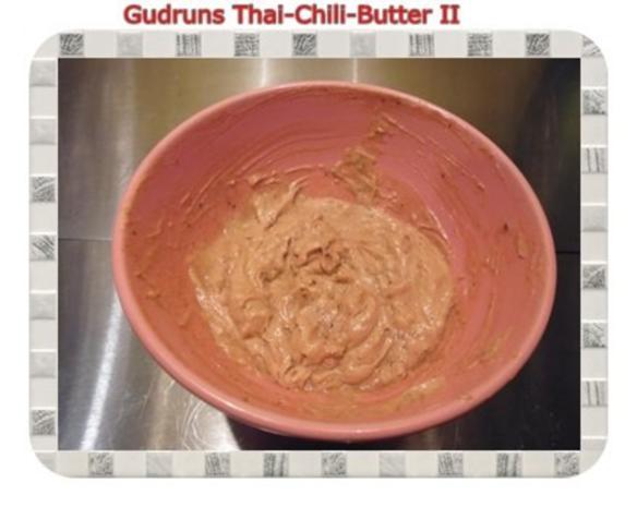 Brotaufstrich: Thai-Chili-Butter II - Rezept - Bild Nr. 4