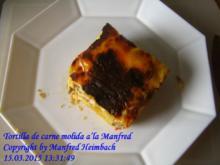 Spanisches – Tortilla de carne molida a'la Manfred - Rezept