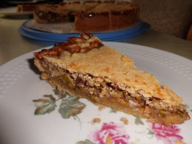 Kuchen Nuss Karamellkuchen Rezept Mit Bild Kochbar De