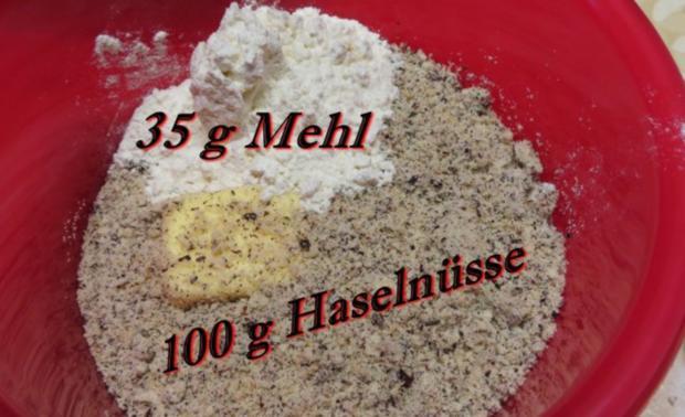 Nuss-Streuselteilchen - Rezept - Bild Nr. 3