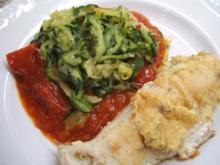Fisch: Zander in Eihülle - Rezept