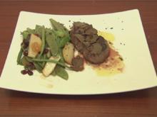 Rinderroastbeef mit Gemüse (Tanja Tischewitsch) - Rezept
