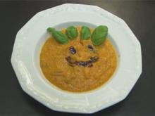 Kürbis-Creme-Suppe (Maren Gilzer) - Rezept