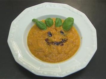 Rezept: Kürbis-Creme-Suppe (Maren Gilzer)