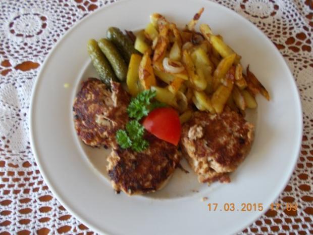 Thunfisch-Frikadellen - Rezept - Bild Nr. 2