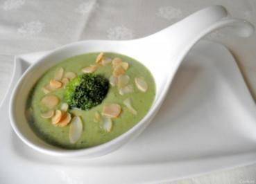 Brokkoli - Suppe ... - Rezept