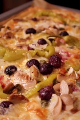 Perfekter Pizzateig Fur Ein Blech Thermomix Rezept Kochbar De