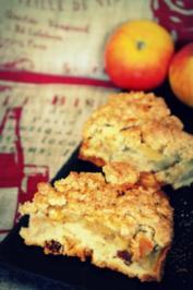 Kleiner Apfel-Streusel-Kuchen - Rezept