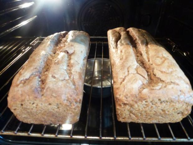 Rustikales Brot - Rezept - Bild Nr. 8