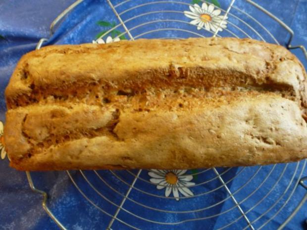 Rustikales Brot - Rezept
