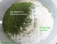 Vorrat: Bärlauchsalz - Rezept - Bild Nr. 6