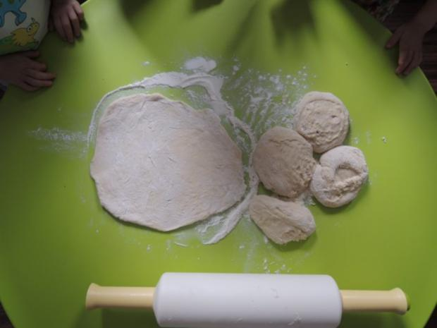 Puddingbrezeln - Rezept - Bild Nr. 2