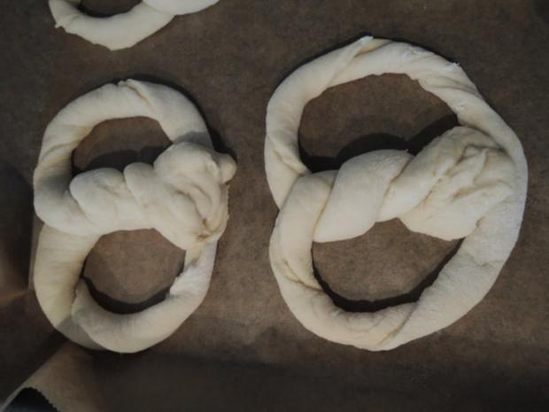 Puddingbrezeln - Rezept - Bild Nr. 5