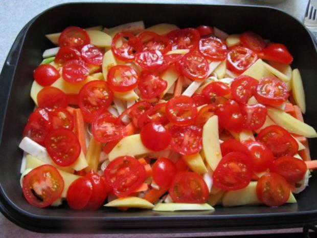 Auflauf: Gemüse-Durcheinander - Rezept - Bild Nr. 10