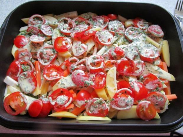 Auflauf: Gemüse-Durcheinander - Rezept - Bild Nr. 11