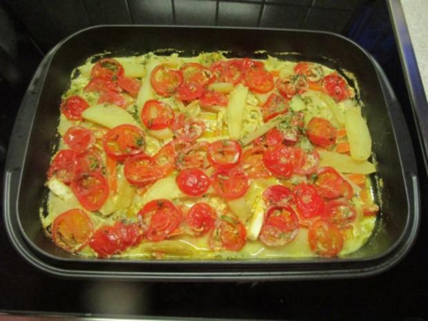 Auflauf: Gemüse-Durcheinander - Rezept - Bild Nr. 12