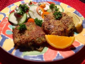 vegane Fischbouletten - Rezept