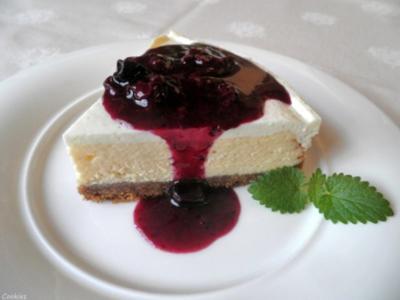 Manhattan Cheesecake ... - Rezept