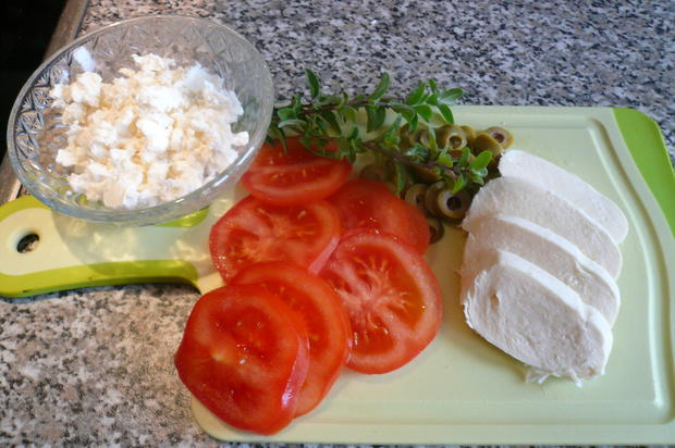 Gratinierte Käse- Schnitzelchen - Rezept - Bild Nr. 70