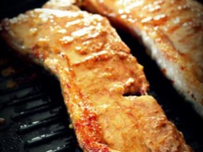 Zimt-Knoblauch-Marinade für Fleisch; mit indischen Gewürzen - Rezept
