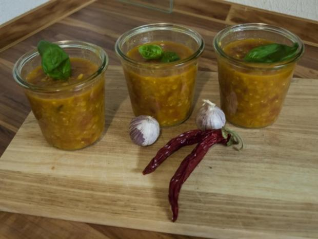 "Suppen: Tomaten-Linsen-Suppe ""INDIA"" - Rezept"