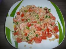 Ebly Salat eine gesunde Version. - Rezept