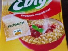 Gemüse Hähnchenbrust Pfanne mit Ebly - Rezept
