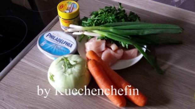 Gemüse Hähnchenbrust Pfanne mit Ebly - Rezept - Bild Nr. 2